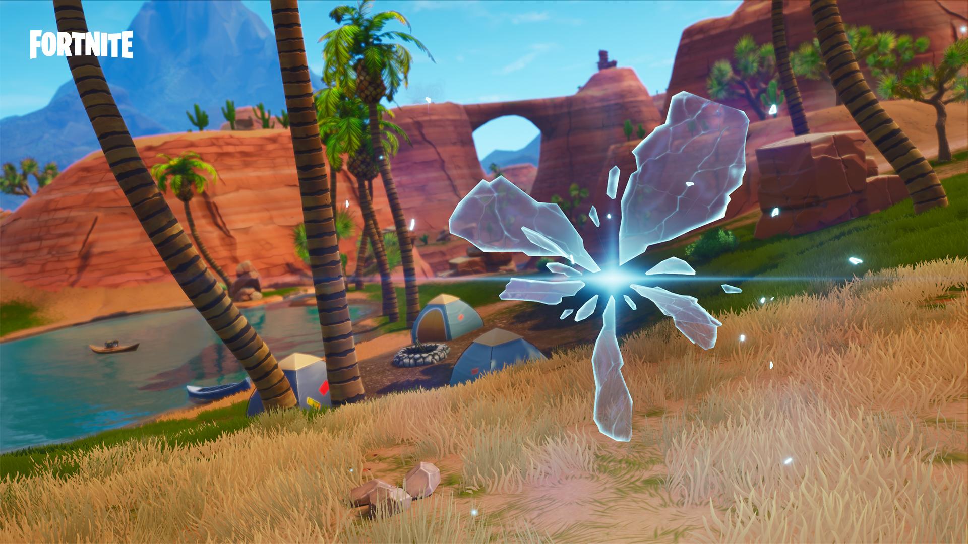El Bug Ganador De Partidas De Los Portales De La Grieta Fortnite