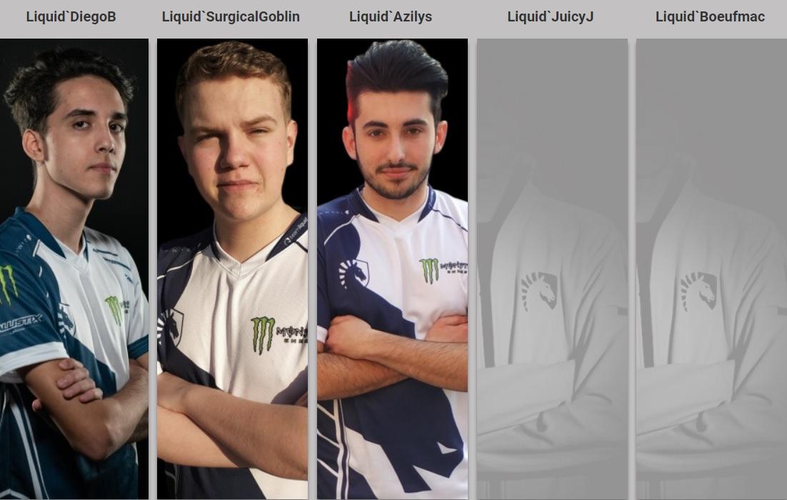 Team Liquid CRL