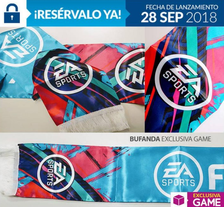 bufanda game FIFA 19