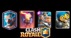 Clash Royale votación
