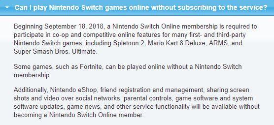 Nintendo confirma que se puede jugar a Fornite en Switch de forma gratuita