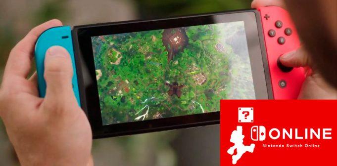 Fortnite en switch sin pagar online
