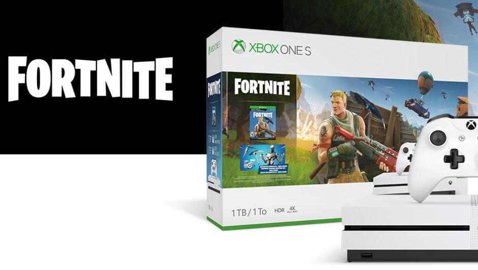 El Pack Fornite De Xbox One S 2 000 Pavos Y La Skin Legendaria Eon