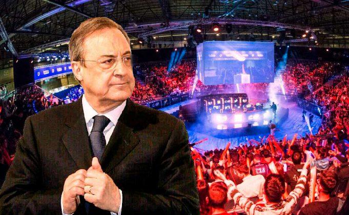 Real Madrid eSports confirmado por Florentino Pérez