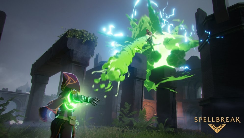 Spellbreak Un Vistoso Battle Royale De Magos Con Toque Rpg
