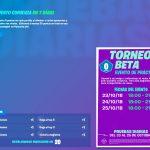 Torneo Beta