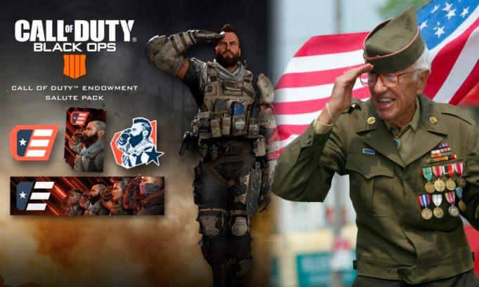 Black Ops 4 donará