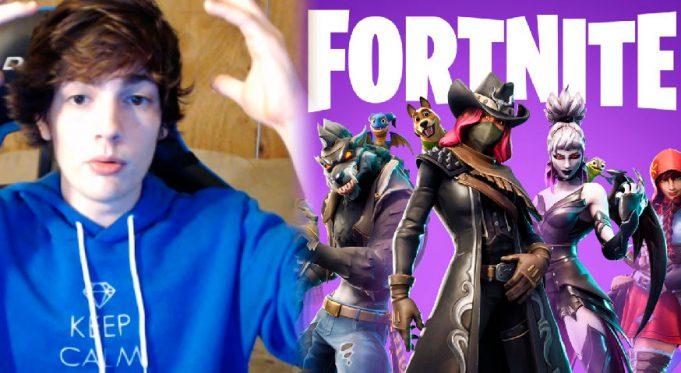 Epic games demanda a los youtuber