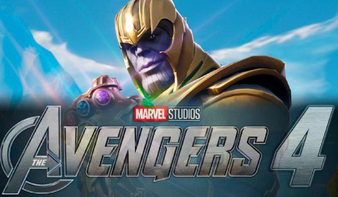 Thanos vuelve a Fortnite