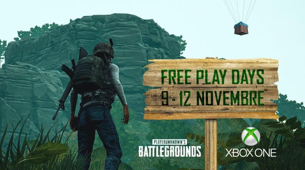 Pubg Y Pes 2019 Gratis Para Xbox One Noviembre