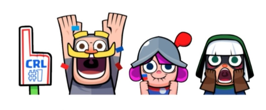 reacciones Clash Royale