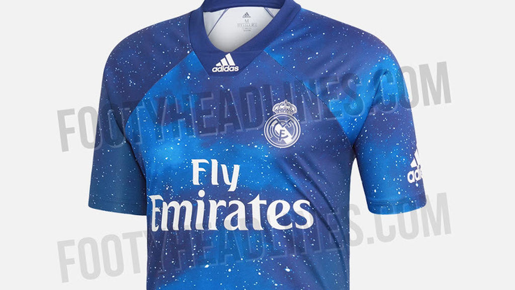 5624972af54fd Real Madrid tendrá una camiseta especial con EA Sports