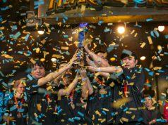 China gana los HGG 2018
