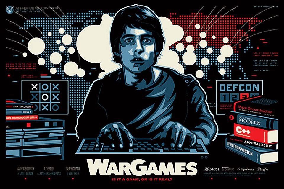 Esports y la guerra: War Games