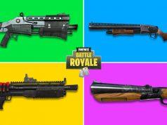 Fortnite realizará un cambio de balance de las escopetas