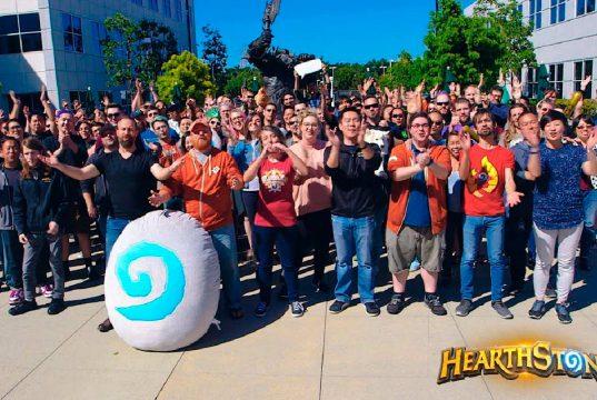 Hearthstone alcanza los 100 millones de jugadores