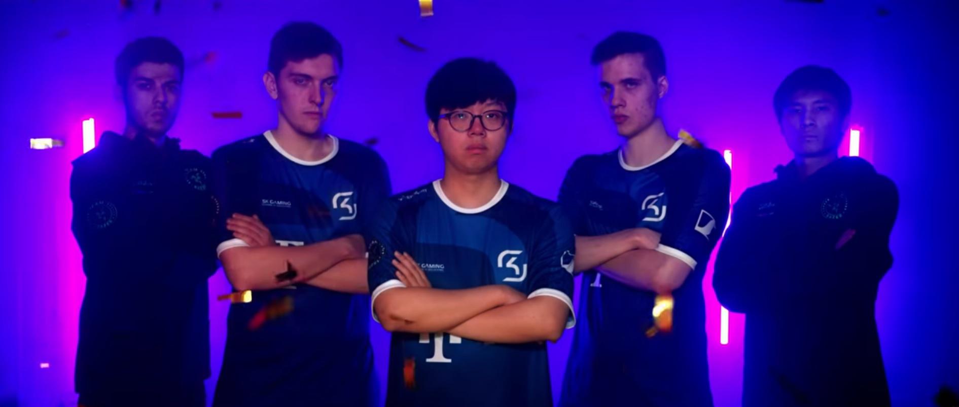 SK Gaming LEC