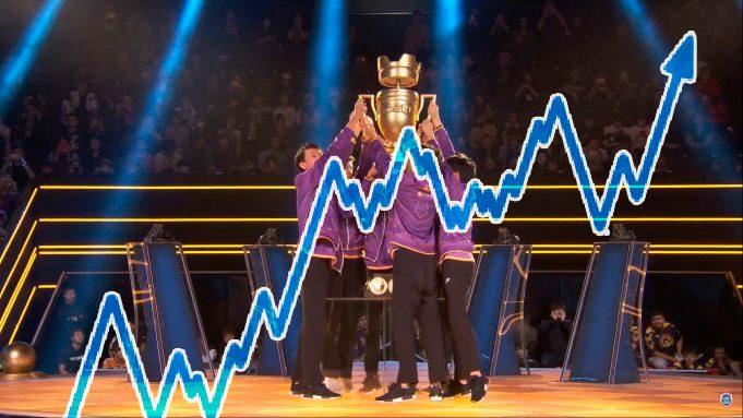 Final Clash Royale League 2018 estadística