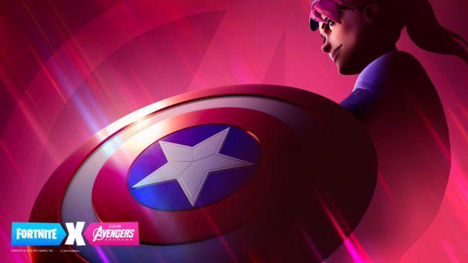 Fortnite Capitán América Evento Endgame