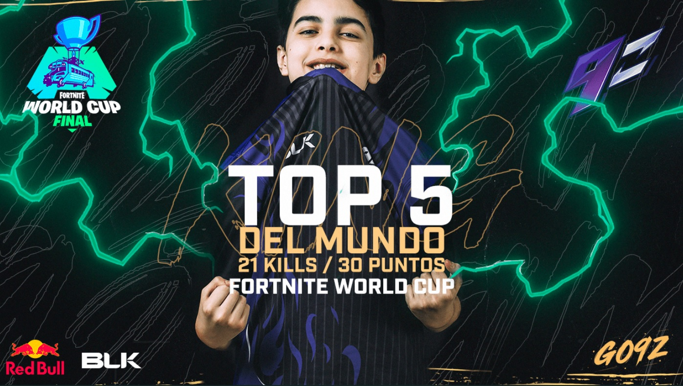 Where Is The Next Fortnite World Cup 2020 King El Argentino De 13 Anos Gano 950 000 Dolares Fortnite World Cup