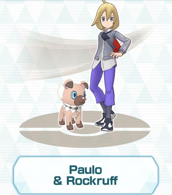 paulo Pokémon Masters
