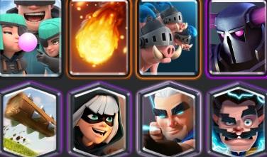 mazo clash royale