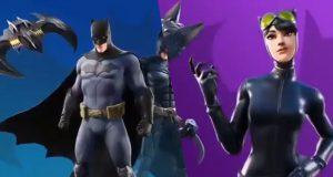 Batman skins Catwoman Fortnite