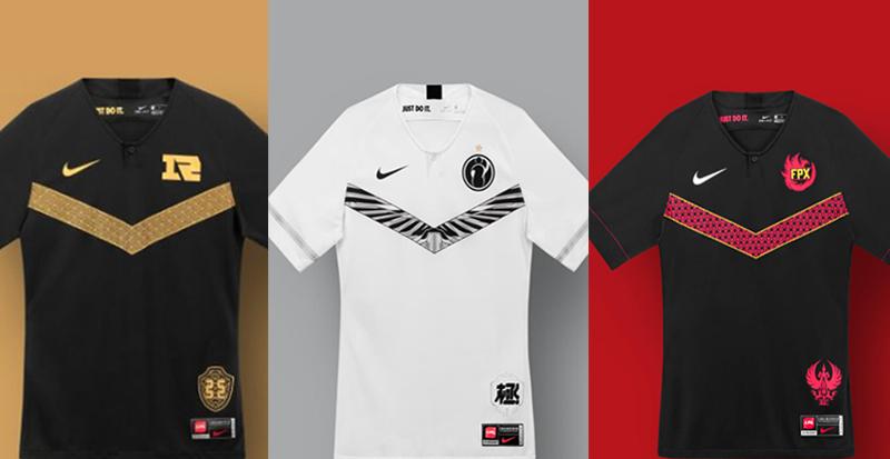 camisetas LPL