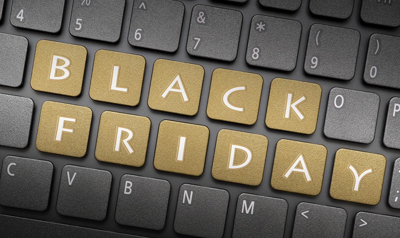 Se vienen días de ofertas con el Black Friday