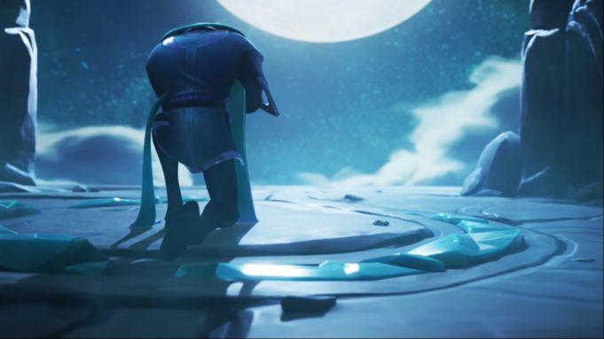 Imagen de Aphelios. League of Legends