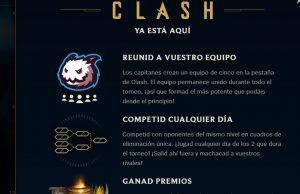 Clash, de vuelta en el cliente del LoL