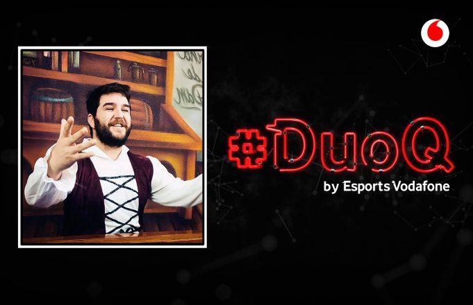 DamKalloh, en el podcast DuoQ by Esports Vodafone
