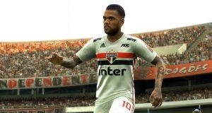 Dani Alves, en el Sao Paulo de FIFA 20
