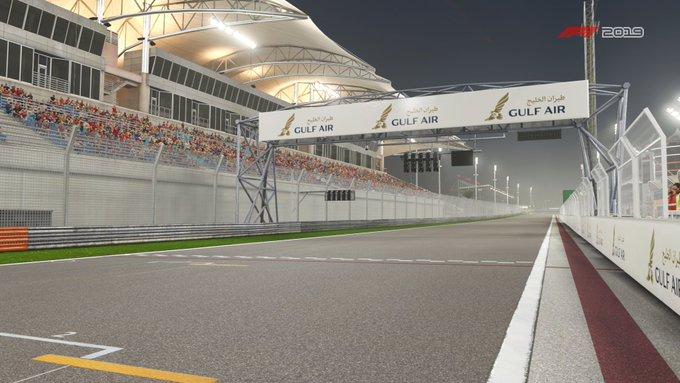 deportes electrónicos F1