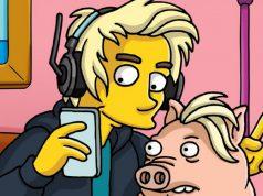 ElRubius en Los Simpsons