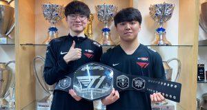 Ellim y Faker, doble MVP en T1 (SKT)