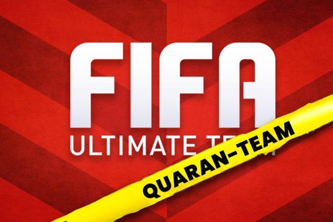 Ultimate Quaranteam, FIFA 20