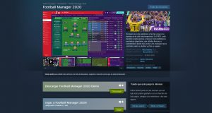 Football Manager Gratis Steam