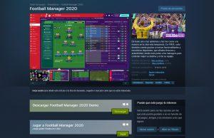 Football Manager Gratis Steam
