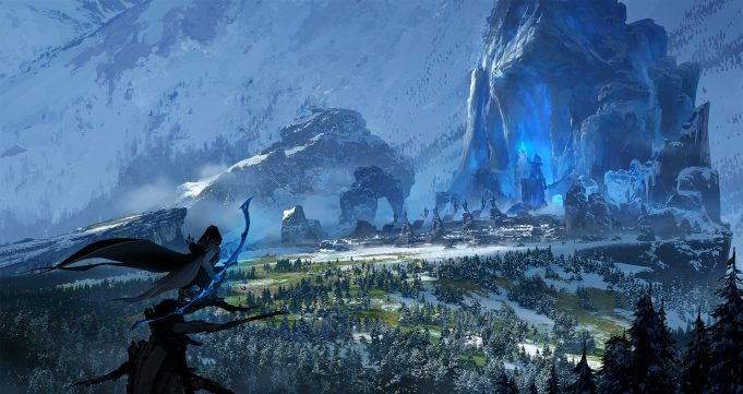 Freljord, en League of Legends