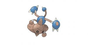 Pokémon Hitmontop