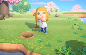 Huevos de pascua animal crossing