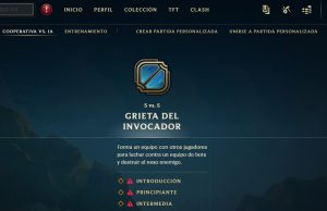 Cliente League of Legends