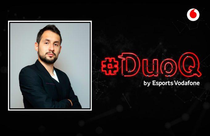 Malcaide, en DuoQ by Esports Vodafone