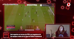 MasQueLoL 19 Esports Vodafone