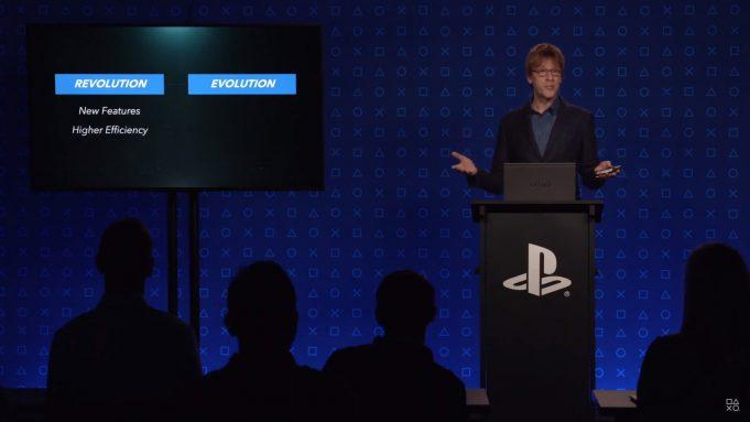 PS5 presentacion
