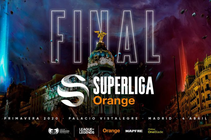 Final Superliga Orange LVP