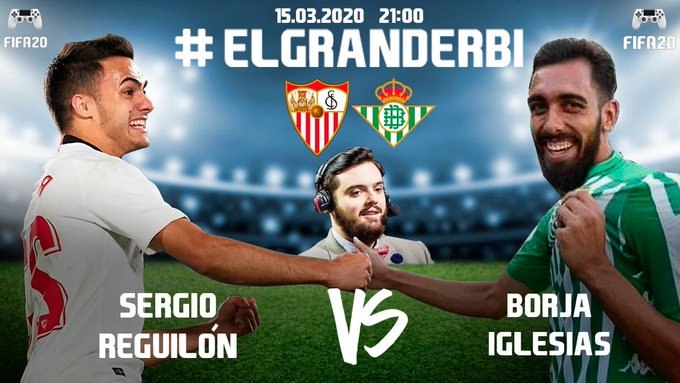Sevilla Betis Gran Derbi