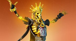 Skin Oro Fortnite
