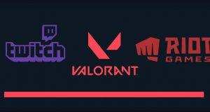 Enlazar Valorant con Twitch y Riot Games